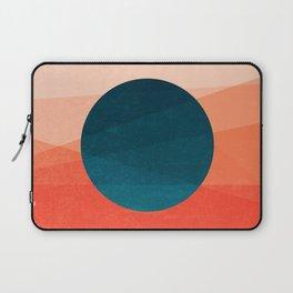 Solar Eclipse Laptop Sleeve