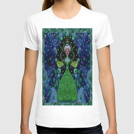 Lady Rabbit  Fantasy happy for her new dress T-shirt