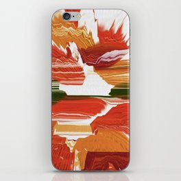 Solar burst. iPhone Skin