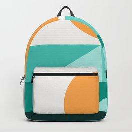 Geometric Landscape 25A Backpack