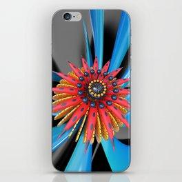 Mastery Flower iPhone Skin