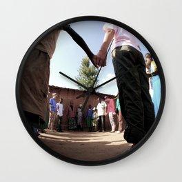 Kenya / Kitui Home Wall Clock