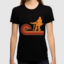 Retro Style Keyboardist Vintage Keyboard T-shirt