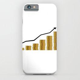 Rising Prices iPhone Case