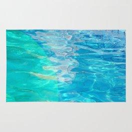 semi circle pool 9689 Rug