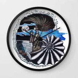 SEA SPIRIT Wall Clock