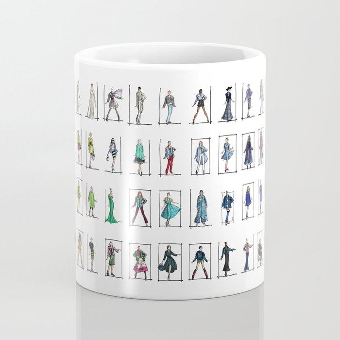 Fashion Rainbow Coffee Mug