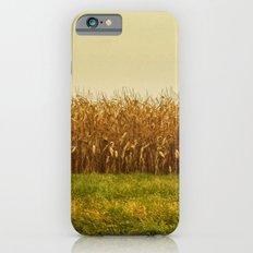 Corn Lines iPhone 6s Slim Case