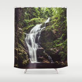 Wild Water - Landscape and Nature Photography Shower Curtain