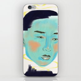 Vanish II iPhone Skin
