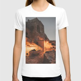 sassi di matera at night T-shirt