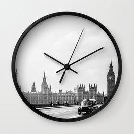 Parliament Walk Wall Clock