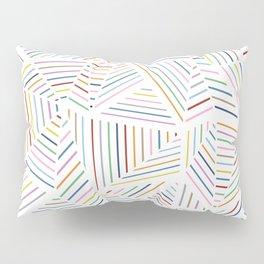 Ab Linear Rainbowz Pillow Sham