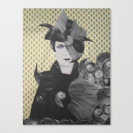 LOUSIE TRANENPALAST Canvas Print