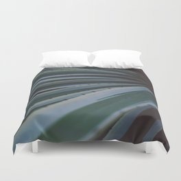 Soothing Succulent Duvet Cover