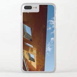 Reina Sofia Clear iPhone Case