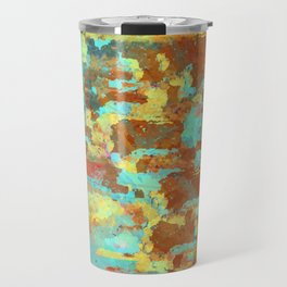Southwestern Abstract Travel Mug