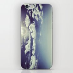 Beach and Sky iPhone & iPod Skin