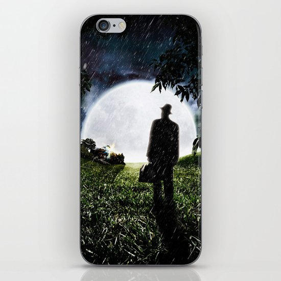 The Little Observer iPhone & iPod Skin