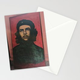 Che Guevara In A Havana Doorway Stationery Cards