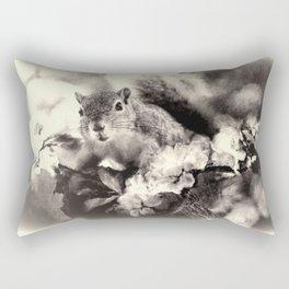 Feeling Squirrelly Today Rectangular Pillow