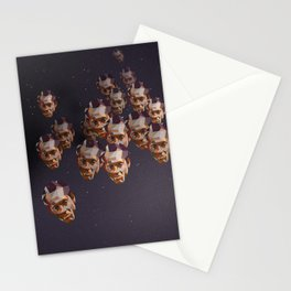A head of the pack Stationery Cards