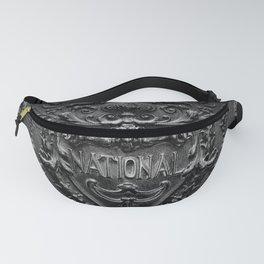 Dark National Fanny Pack