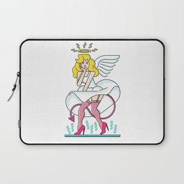 Good & Evil  Laptop Sleeve