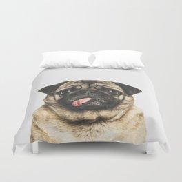 Cheeky Pug Duvet Cover