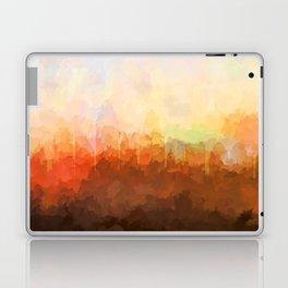 Cincinnati, Ohio Skyline - In the Clouds Laptop & iPad Skin
