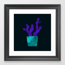 Plant 47 Framed Art Print