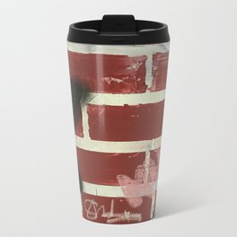 A piece of a piece 1. Metal Travel Mug
