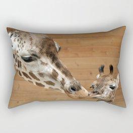 Giraffe 002 Rectangular Pillow