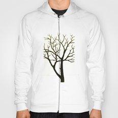 WHITE TREE Hoody