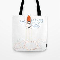 Launch! Tote Bag