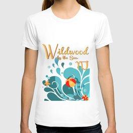 Oh Those Wildwood Daze T-shirt