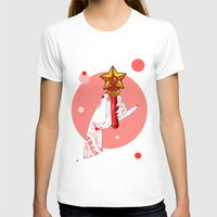 mars T-shirts featuring Mars by scoobtoobins