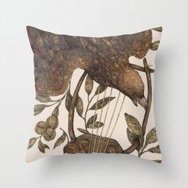 Cosmos - Lyra Throw Pillow