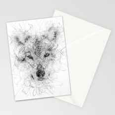 WolF Line Stationery Cards