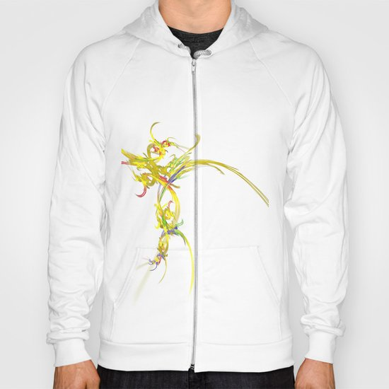 Spiritual Flower Hoody