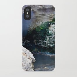 Green With Envy iPhone Case