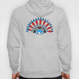 Tribal Patriot Hoody