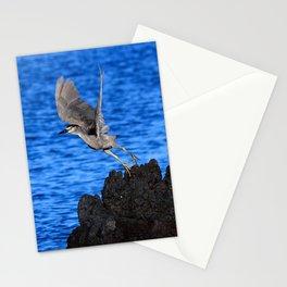 lava takeoff Stationery Cards