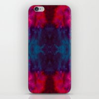 reassurance iPhone & iPod Skins featuring Reassurance Rorschach  by Caleb Troy