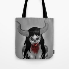 Draken Voodoo Priestess Tote Bag