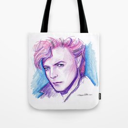 Darling David Tote Bag