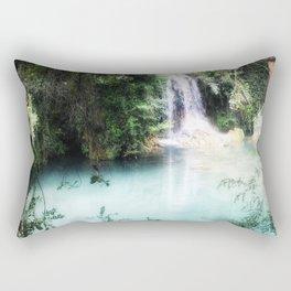 Paradise Awaits... Rectangular Pillow