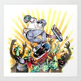 036 Art Print