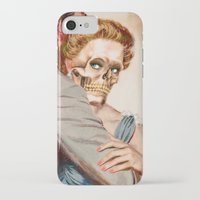 ginger iPhone & iPod Cases featuring GINGER by Julia Lillard Art