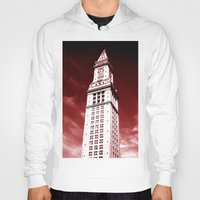 custom Hoodies featuring Custom House by Gold Street Prints